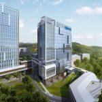 Tòa nhà đa năng đã thi công tại Hà Nội