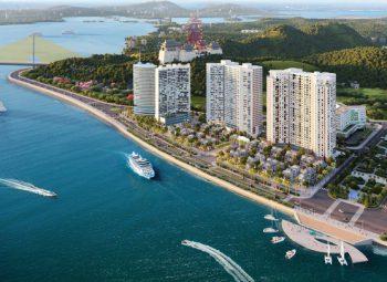Cơ hội sở hữu những căn hộ nghỉ dưỡng tiêu chuẩn quốc tế tại Hạ Long